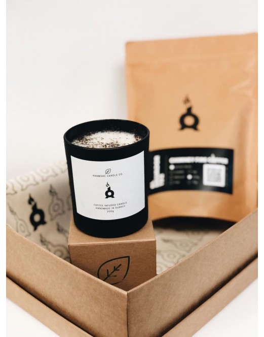 Coffee Candle Care Pack - Chimney Fire Coffee