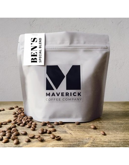 Personalized Coffee - Maverick Coffee