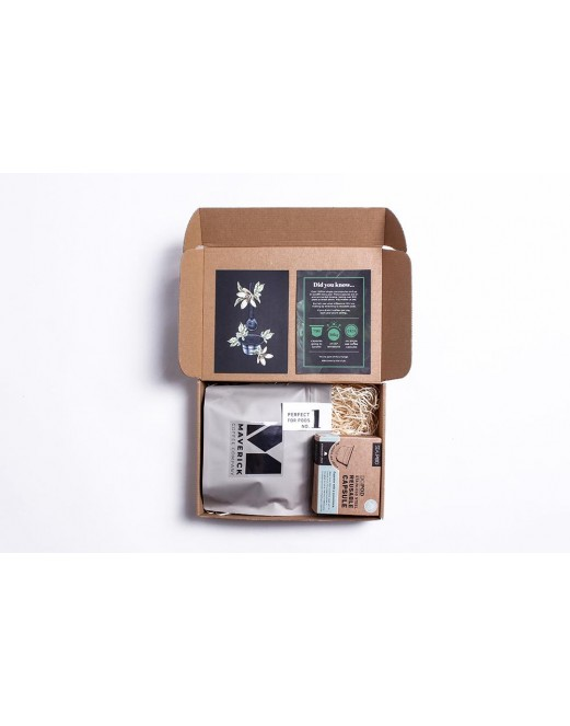 Eco Warrior Reusable Coffee Pod & Coffee Gift Set - Maverick Coffee