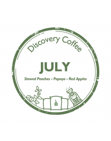 July Discovery  Coffee - Chimney Fire Coffee