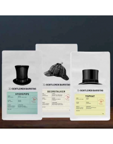 Starter Pack Bundle - The Gentlemen Baristas Coffee