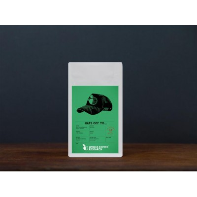 Hats Off To - World Coffee Research - The Gentlemen Barista Coffee