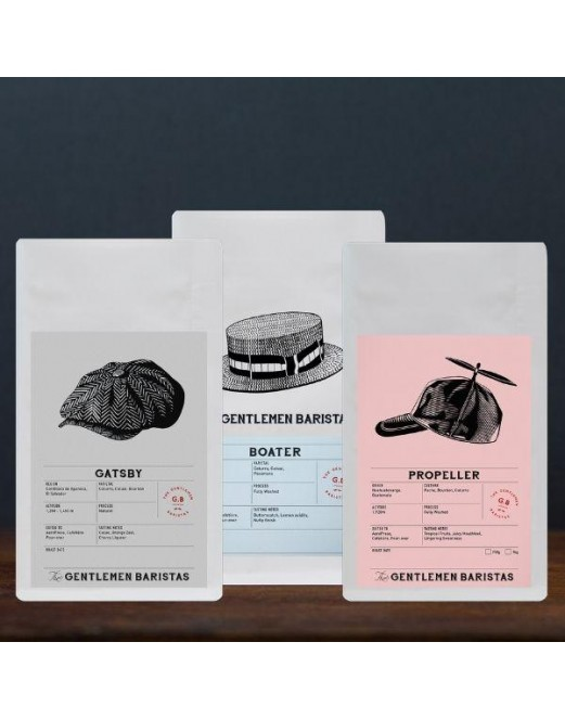 Filter Starter Pack Bundle - The Gentlemen Baristas Coffee