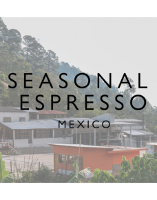 Seasonal Espresso - Wood St Coffee