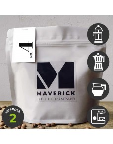 Coffee No.4 : House Blend (Fairtrade) - Maverick Coffee